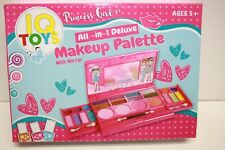 Princess Girl All in 1 Deluxe Makeup Pallette with Mirror for ages 5+ US Seller