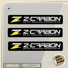 PEGATINA KIT Z CARBON PROTECTION MOTORCYCLE VINYL STICKER DECAL ADESIVI