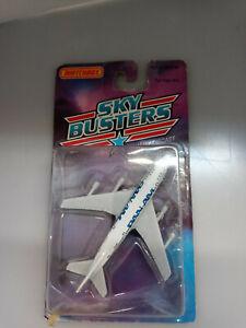 MATCHBOX SKY BUSTERS 747 Pan Am NEW