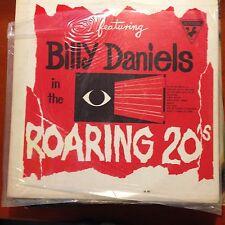 Billy Daniels-In The Roaring 20's-LP-Sutton-SU 203-Vinyl Record
