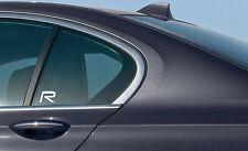 2 x Volvo R-Design Aufkleber für Heckscheibe S60 S80 V40 V50 V70 XC Emblem Logo