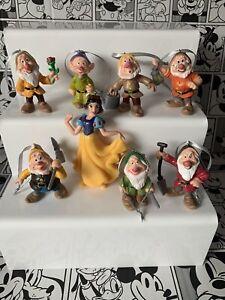 Disney Snow White & The Seven Dwarfs Christmas Tree Decorations