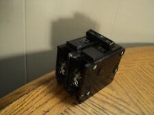 Vintage Challenger Circuit Breaker No.C260  2 Pole 120/240 V AC Electrical Tool