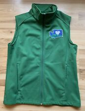 Sun Mountain Full Zip Women's Size Large Washington State Patch Hiking Golf Vest
