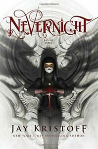 Nevernight Jay Kristoff Thomas Dunne Books Signed 384 pages Relie 09/08/2016