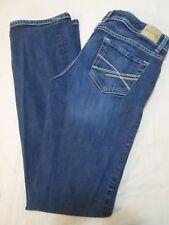 AEROPOSTALE Womens Chelsea Bootcut Jeans Size 9/10 Cotton Denim Pants