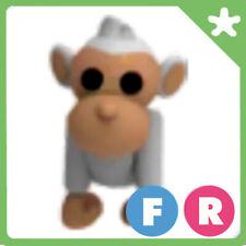 FR Albino Monkey ( Fly Ride ) Adopt Me Pet *BEST PRICE*