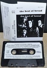 BREAD      - THE BEST OF BREAD -                           Cassette Tape