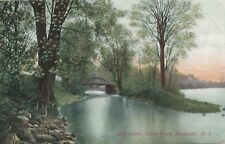 ROCHESTER NY – South Park Red Creek - 1908