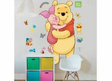 Walltastic 44319 - Wandaufkleber, Winnie the Pooh Wall Stickers Wall Deco