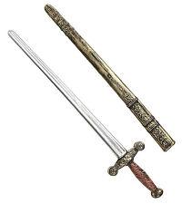 Antikes Ritter Schwert 75cm NEU - Zubehör Accessoire Karneval Fasching