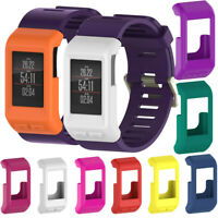 Silicone Slim Smart Watch Case Cover For Garmin Vivoactive HR Smartwatch GPS
