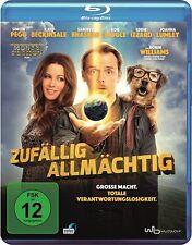 ZUFÄLLIG ALLMÄCHTIG (Simon Pegg, Kate Beckinsale) Blu-ray Disc NEU+OVP