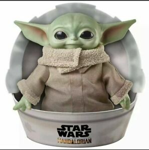 Stars Wars The Child Plush (Baby Yoda) Large Mandalorian 11inch Soft Toy Figure