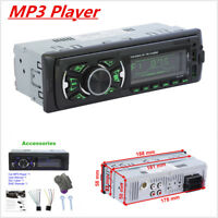 Car Radio MP3 Player Stereo USB AUX Classic Car Stereo Audio Bluetooth Vintage