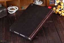 Vintage Book Classic Brown Case Retro Old Leather Cover for iPad Air 2 2nd Gen
