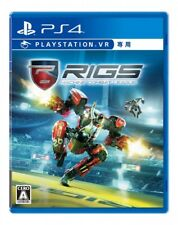 USED PS4 ​​RIGS Machine Combat League VR only
