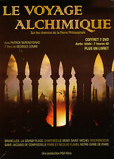Epi - Le Voyage alchimique - Coffret 7 DVD NEUF