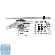 1970-72 GM A Body Right Door Glass Track Kit - Each