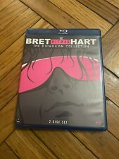 WWE Wrestling Blu Ray Lot Bret Hitman Hart The Dungeon Collection 2 Disc Set