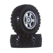 Dromida Neumáticos y llantas Didc1080 (2 unidades) para Dt4.18 1 18 preparado