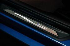 Genuine BMW M PERFORMANCE ILLUMINATED DOOR SILL TRIM SET / KIT 51472359786