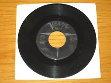 """RICKY NELSON 45 RPM - VERVE 10070 - """"YOU'RE MY ONE AND ONLY LOVE"""""""