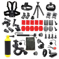 Sports Camera Accessories Kit for GoPro Go pro hero 5 4 3+ 3 /SJCAM SJ5000/EKEN