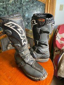 Vintage MSR Rage Motocross Boots - Size 10