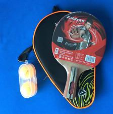 Kansa ks2002 TABLE TENNIS BAT Long Handle Professional Series Ping Pong Bat