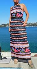 VINTAGE  Susan Parsons Sydney  1960s-70s Original  Bohemian Retro Glam Dress