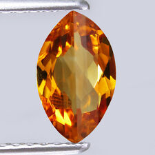 8.10cts Ravishing Natural  yellow Colour Fancy Cut Citrine From Brazil
