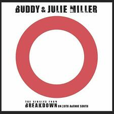 "BUDDY & JULIE MILLER - SPITTIN' ON FIRE / WAR CHILD - NEW 7"" SINGLE"