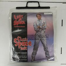 Lost in Space Classic Spacesuit Jumpsuit Halloween Costume - New In Packaging