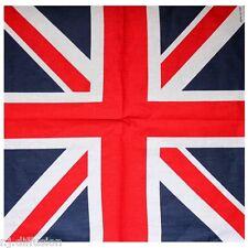 Bandana Drapeau ANGLAIS UNION JACK UK 100 % coton