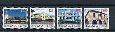 Jamaica 2006 MNH Buildings Definitive Part II 4v Set Theatre Post Office College