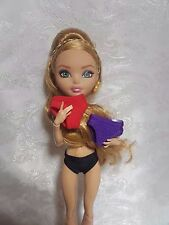 Set of 3 panties, black, purple and red for Monster and Ever After High dolls