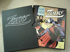 Alex Toth Zorro: The Complete Classic Adventures Signed & #'d Slipcased 2 vol