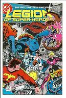 LEGION OF SUPER-HEROES # 7 (FEB 1985), NM