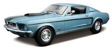 MAISTO 1:18 MODÈLE FORD MUSTANG GT 1968 COBRA JET NEUF