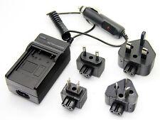 Battery Charger for Sanyo Xacti VPC-CG20 DSC-X1250(S) DSC-X1260(K) DSC-X1260(R)
