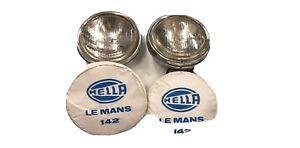 HELLA LE MANS 142 SPOT LIGHT - RARE - NOS COVERS VOLVO 122S VOLVO 123 GT SAAB 95