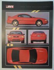 Ventas de Ford Mustang Cobra 1994 Coupe prospecto Folleto Prospekt-Svt