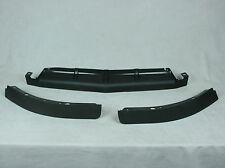 New 1991-1996 Corvette C4 Front Spoiler / Air Dam Kit - 3 Piece - Factory Syle