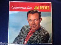 VINYL LP - GENTLEMAN JIM - JIM REEVES - RD7541