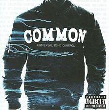 Common Universal Mind Control [PA] (CD, Dec-2008,) KANYE WEST CEE LO PHARRELL