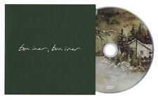 Bon Iver Self Titled 2011 2nd Album Vinyl LP Record & MP3 & Rare DVD! indie! NEW