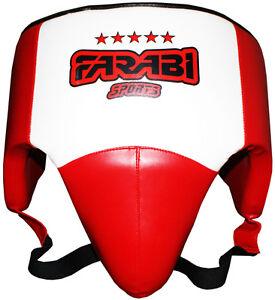 Boxing Groin guard protector No foul abdominal, mix martial art training gear