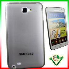 étui GRIS super mince 0,3mm pour Samsung Galaxy Note 1 N7000 i9220