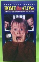 HOME ALONE VHS 1990 Macaulay Culkin Joe Pesci Daniel Stern